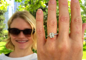 Engaged! 'Once Upon a Time's' Emilie de Ravin Shows Off Serious Bling