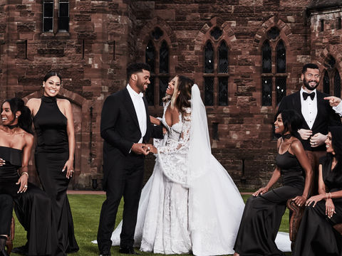 new details and photos from ciara russell wilson s