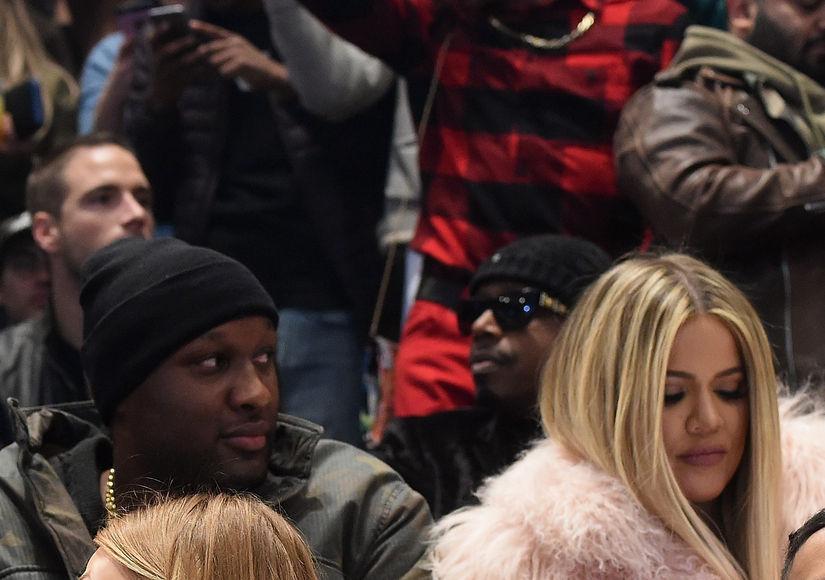 Lamar Responds to Khloé's Divorce Petition: No Spousal Support