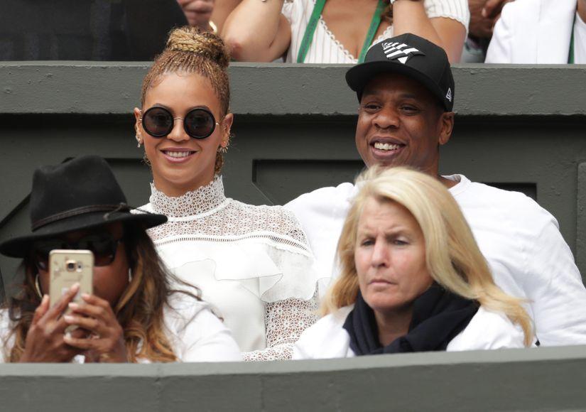 Beyoncé's Reaction to Serena Williams' Wimbledon Win Goes Viral
