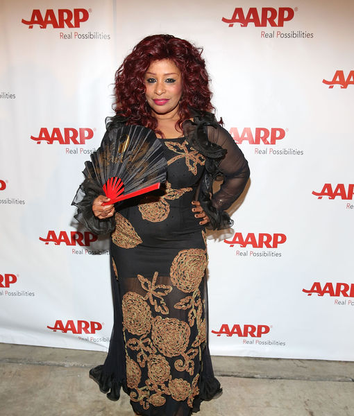 Chaka Khan Enters Rehab for Painkiller Addiction
