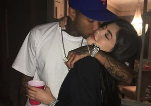Kylie Jenner Gets on Top of Tyga: 'I Think We Fit'