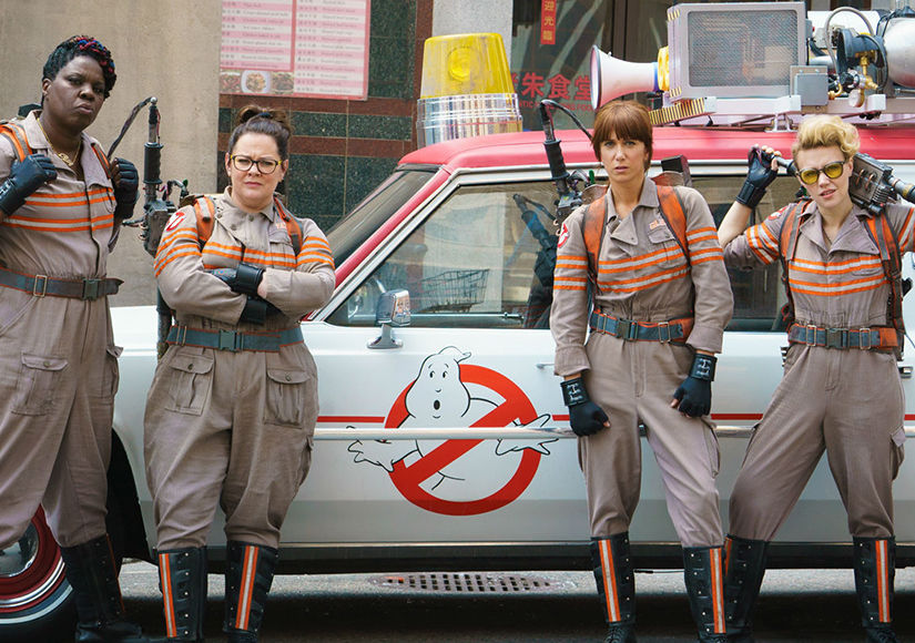 The Extra List: Top 10 Favorite 'Ghostbusters' NYC Locations
