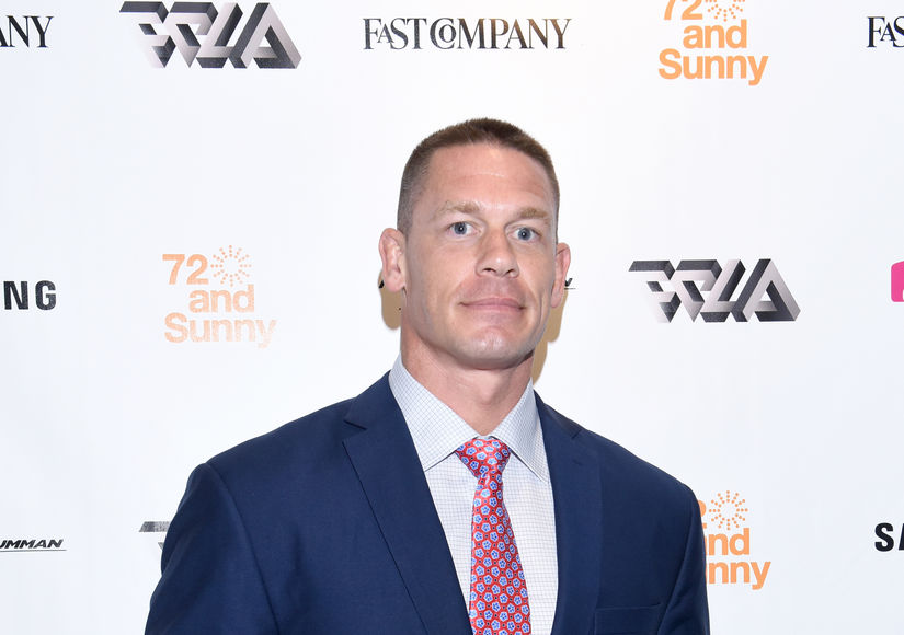 John Cena Addresses Those WWE Retirement and 'Live with Kelly!' Rumors