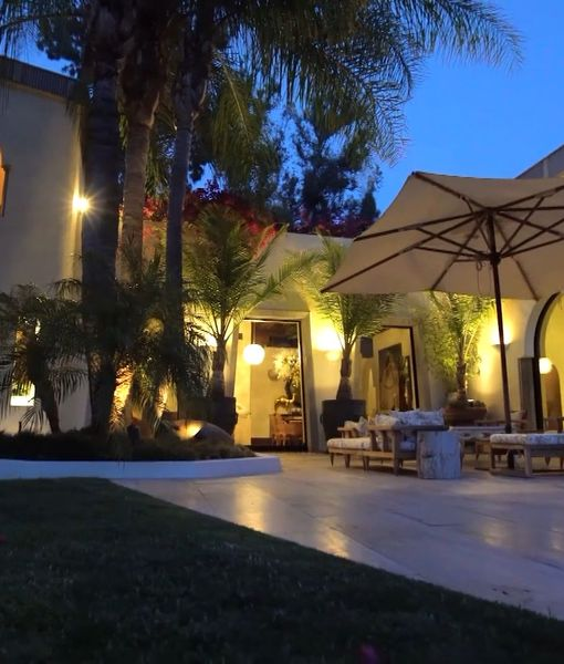 Mansions and Millionaires: Cher's $85-Million Beverly Hills Home