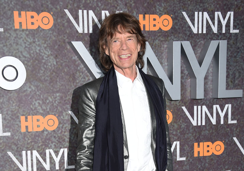 Mick Jagger's Much Younger Girlfriend Is Expecting His Eighth Child