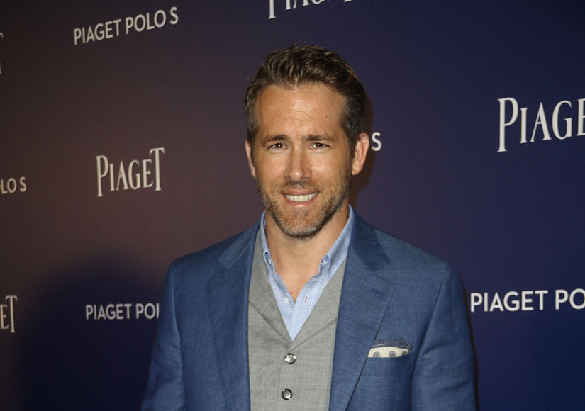 Ryan Reynolds on Blake Lively's Pregnancy Cravings: 'I Haven't Had to Rustle Anything Weird'