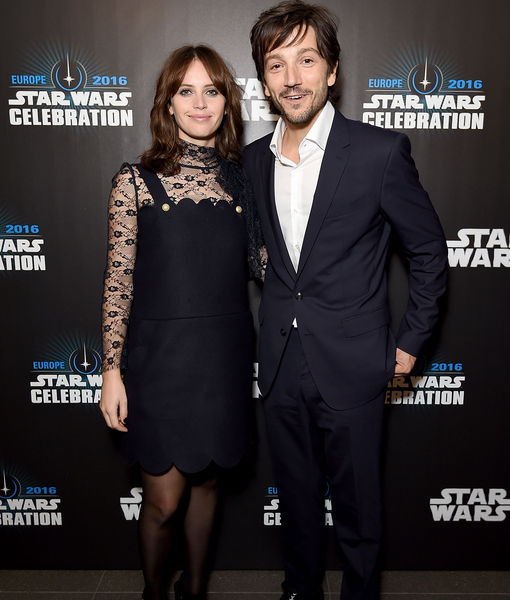 The 'Rogue One: A Star Wars Story' Cast Spills New Details About Their…