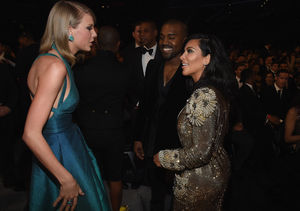 Kanye West Speaks Out on Taylor Swift & Kimye Snapchat Drama