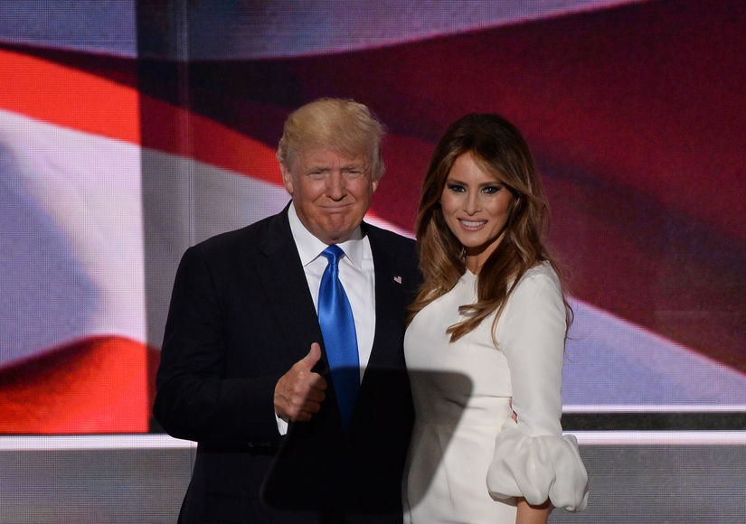 Trumpoversy! Did Melania Trump Plagiarize Michelle Obama's 2008 Convention Speech?