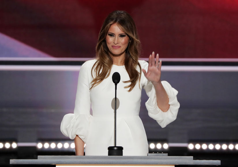 Trump Spokesperson Katrina Pierson Defends Melania Against Plagiarism Accusations