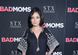Pregnant Mila Kunis' Toddler Thinks 'Everybody Has a Baby in Their Belly'