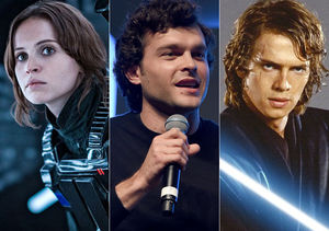 'Rogue One' Rumor Control! The Filmmakers Talk Han Solo & Hayden…