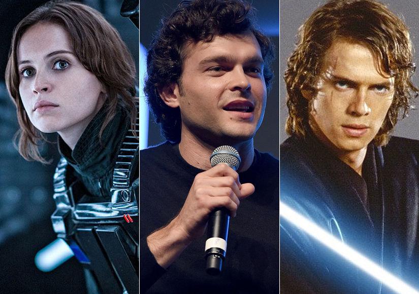 'Rogue One' Rumor Control! The Filmmakers Talk Han Solo & Hayden Christensen