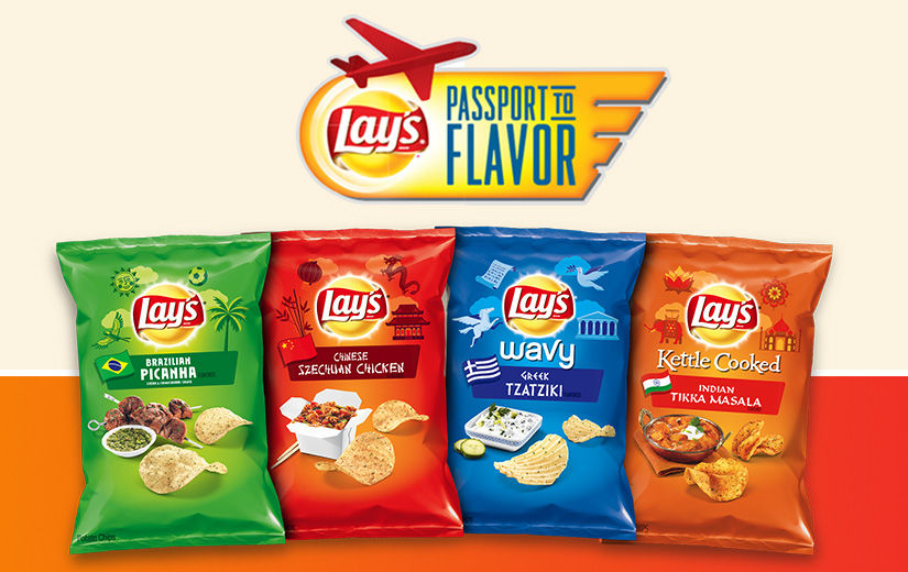 Enter Lay's 'Passport to Flavor' Travel Drawing!