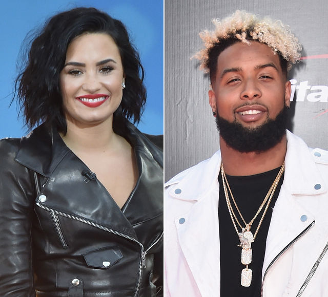 Is Demi Lovato Dating Nfl Superstar Odell Beckham Jr