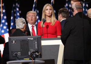 Donald & Ivanka Trump Reveal How They Feel Ahead of Tonight's RNC Speeches