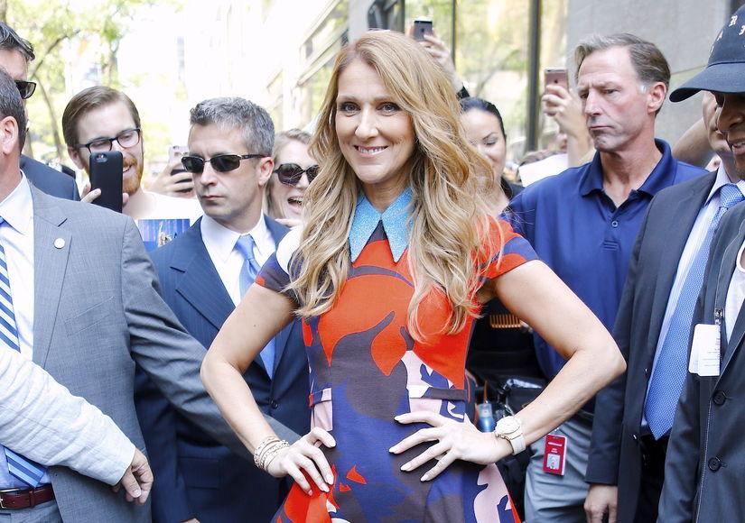 Céline Dion & Kathie Lee Gifford's Emotional Bond Over Their Husbands' Deaths