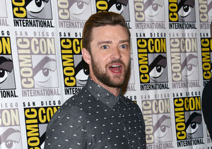 Comic-Con: Justin Timberlake Says He's Not Ready to Show 'Trolls' to Son…