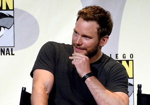 Chris Pratt Gushes Over Being a Father, Reveals Son's Favorite 'Guardians'…