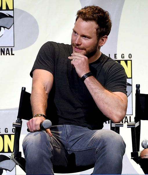 Chris Pratt Gushes Over Being a Father, Reveals Son's Favorite 'Guardians' Character