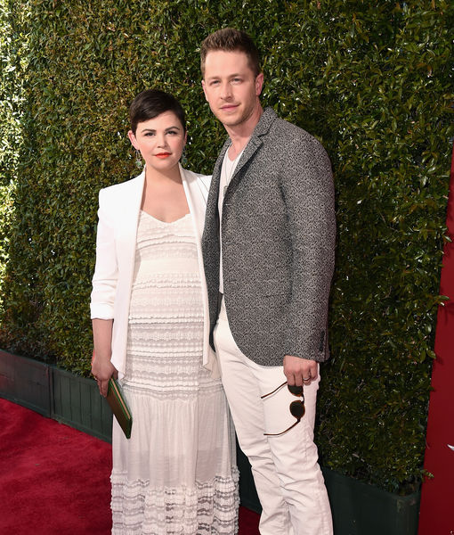 Josh Dallas Reveals How His Newborn Baby Boy Is Bonding with Older Son Oliver