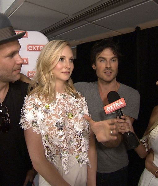 Ian Somerhalder on That Time at Comic-Con When He Was Strangled and Kissed By…