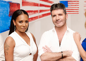 Mel B & Simon Cowell Dish on 'AGT' Secrets Ahead of Live Shows