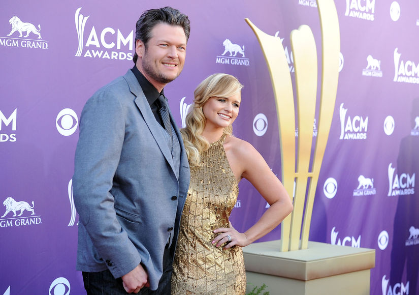 Blake Hints at What Really Happened with Miranda, Reveals How He Fell for Gwen