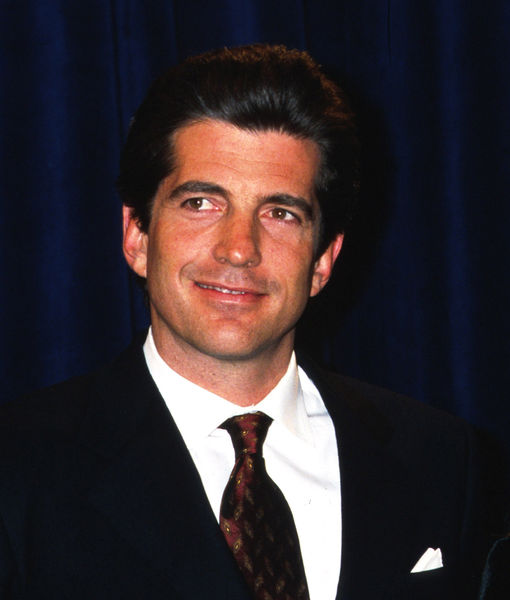 What Jfk Jr Thought Of His Hair Iest Man Alive Le Having Kids Istant Tells All