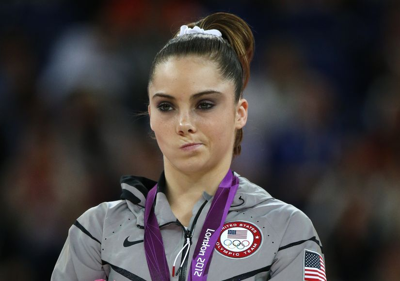 McKayla Maroney Reveals She Was Molested at Age 13