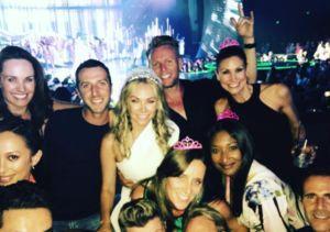Inside Kym Johnson's Las Vegas Bachelorette Party