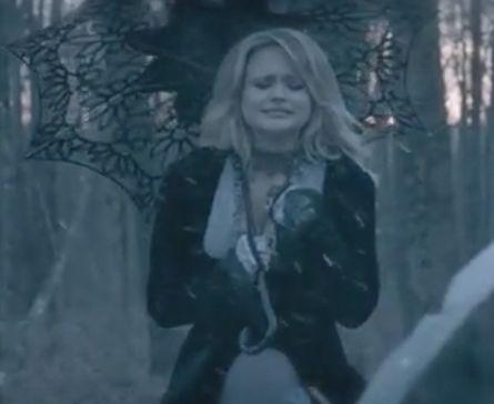 Miranda Lambert Cries While Singing Song She Wrote with Blake Shelton