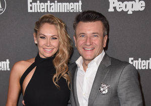 It Takes Two to Tango: Kym Johnson Robert Herjavec Are Married!