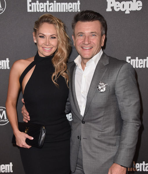 It Takes Two to Tango: Kym Johnson & Robert Herjavec Are Married!