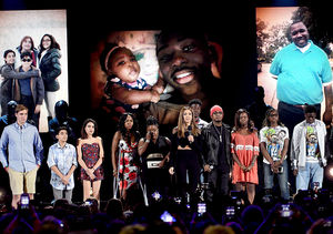 Teen Choice Offers Emotional Tribute to Teen Victims of Gun Violence