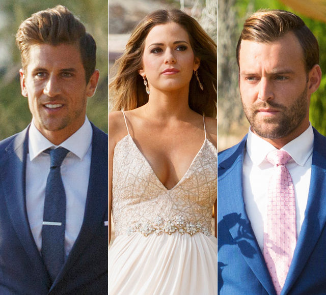 The Bachelorette Finale Did JoJo Fletcher Choose Jordan Or Robby