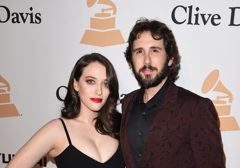Josh Groban & Kat Dennings Split After Two Years of Dating
