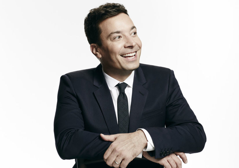 Jimmy Fallon Is Hosting the Golden Globes