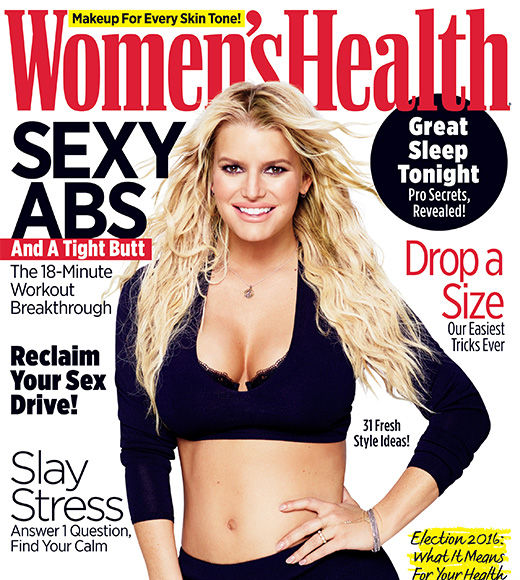 Jessica Simpson Says Her 'Really Big Boobs' Are 'an Asset'