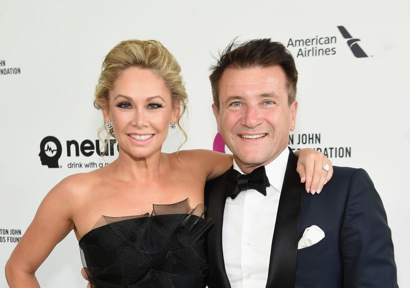 'Dancing Baby! Kym Johnson & Robert Herjavec Expecting First Child…