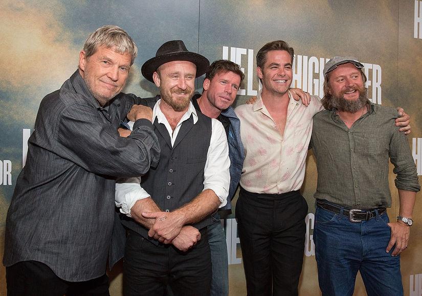 Chris Pine Wants Jeff Bridges To Do a 'The Big Lebowski' Sequel