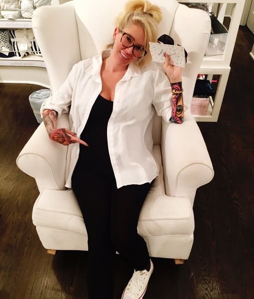Jenna Jameson Is Pregnant with Baby #3 — Who's the Father?