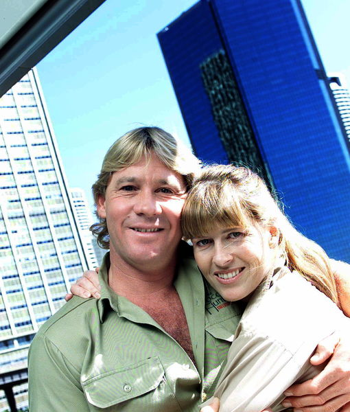 Steve Irwin's Widow Hasn't Dated Anyone Since His Death