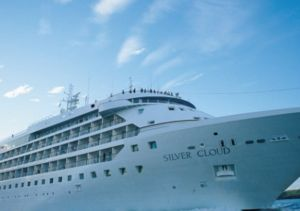 Find Out Which Olympians Get to Hang Out on This Stunning Cruise Ship!