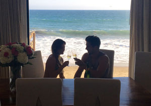 Pics! 'Bachelorette' Lovebirds JoJo and Jordan's Romantic Malibu Getaway