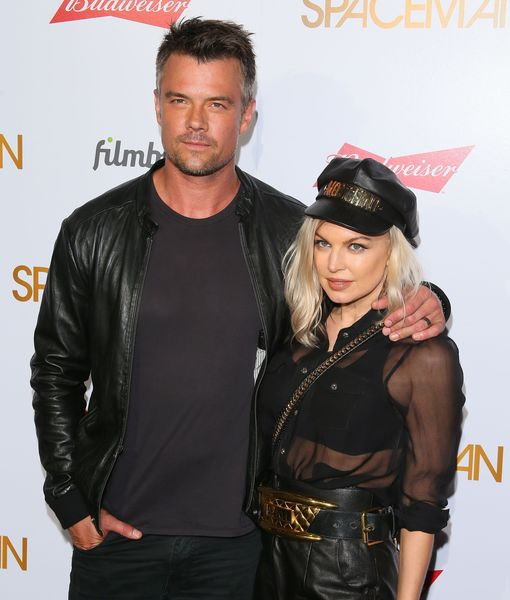How Josh Duhamel Is Supporting Ex Fergie After Her National Anthem Nightmare