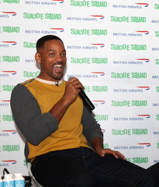 Will Smith Blasts Donald Trump for 'Embarrassing' America