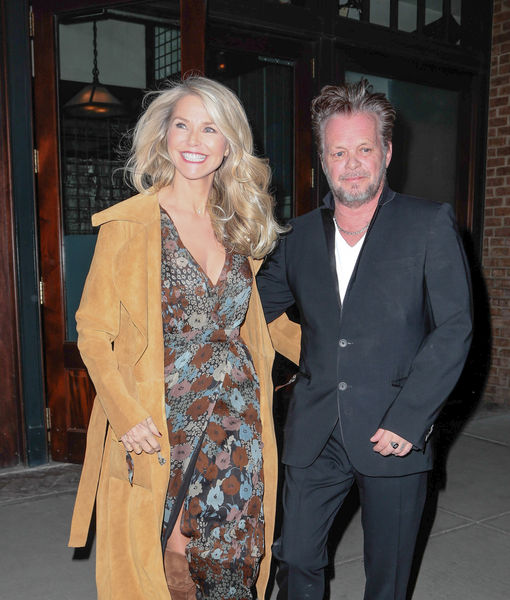 Christie Brinkley & John Mellencamp Split