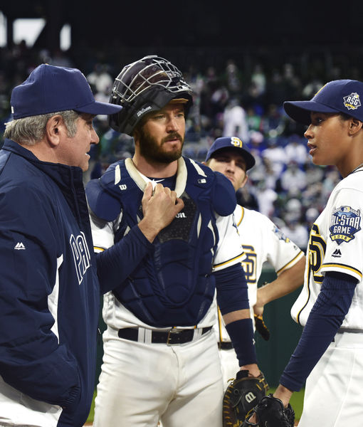 Mark-Paul Gosselaar & Kylie Bunbury Say 'Pitch' Could Lead to First Female…